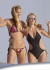 Bar Refaeli in Bikini in Spain -32