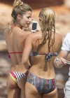 Bar Refaeli in Bikini in Spain -43