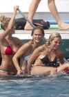 Bar Refaeli in Bikini in Spain -44