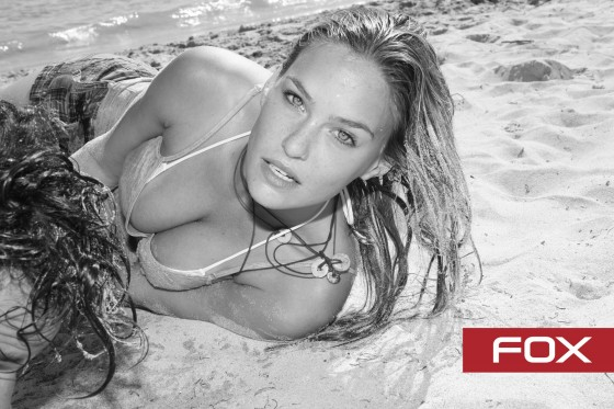 Bar Refaeli for Fox Ads