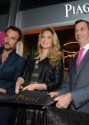 Bar Refaeli - Piaget Store Opening - Switzerland-04