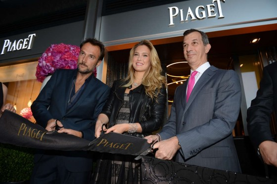 Bar Refaeli – Piaget Store Opening – Switzerland-04