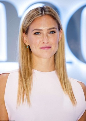 Bar Refaeli - Poland's Next Top Model Photocall in Warsaw