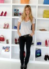 Bar Refaeli - Attends the inauguration of a Showroom boutique in LA-01