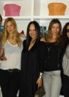 Bar Refaeli - Attends the inauguration of a Showroom boutique in LA-09