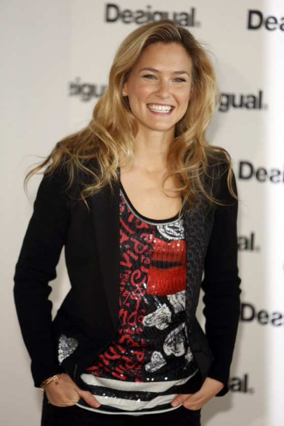 Bar Refaeli - 'We Love' By Desigual Presentation