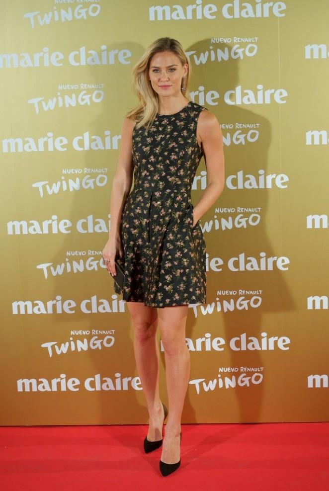 Bar Refaeli - XII Marie Claire Prix de la Moda Awards 2014 in Madrid