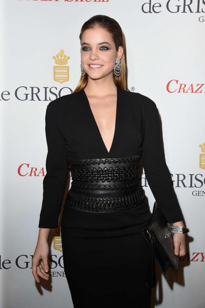 Barbara Palvin - De Grisogono 'Crazy Skull' watch launch in Paris