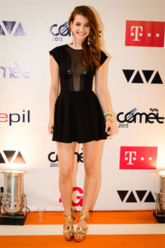 Barbara Palvin at The Viva Comet Awards 2013 -03