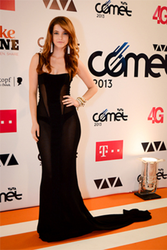 Barbara Palvin at The Viva Comet Awards 2013 -05