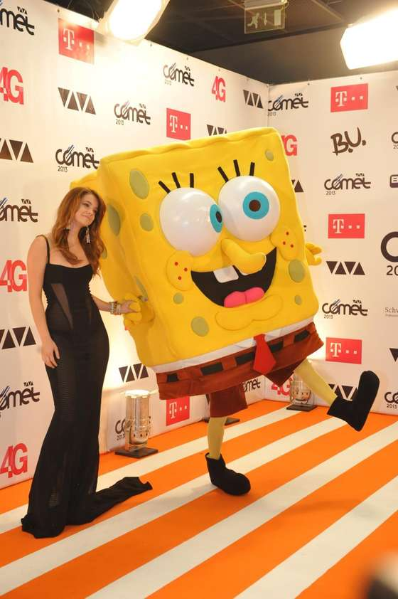 Barbara Palvin at The Viva Comet Awards 2013 -07
