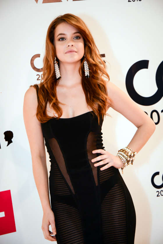 Barbara Palvin at The Viva Comet Awards 2013 -08