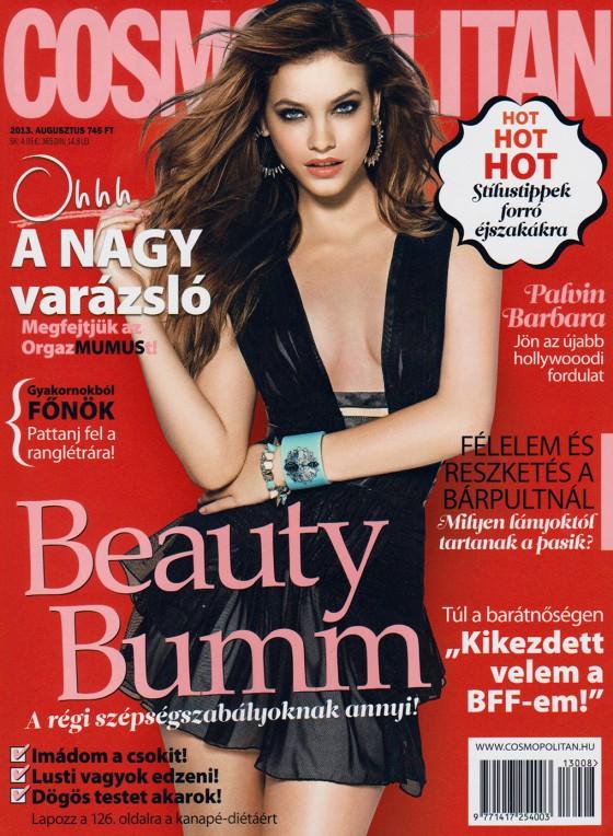 Barbara Palvin – Cosmopolitan 2013 -01