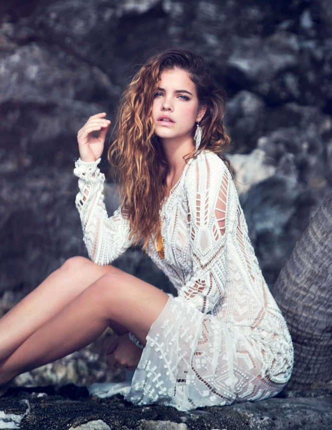 Barbara Palvin by David Bellemere Photoshoot 2014