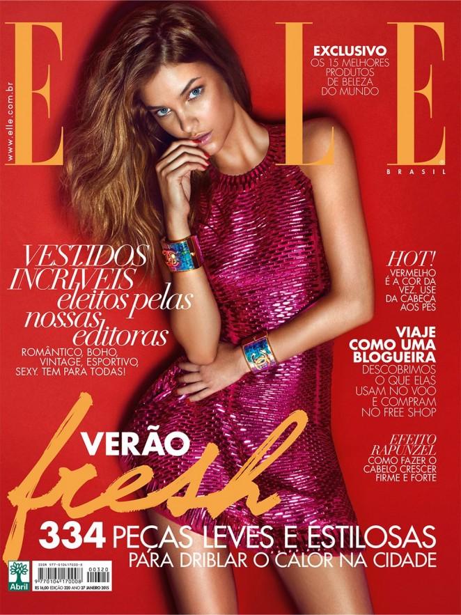 Barbara Palvin - Elle Brazil Magazine (January 2015)