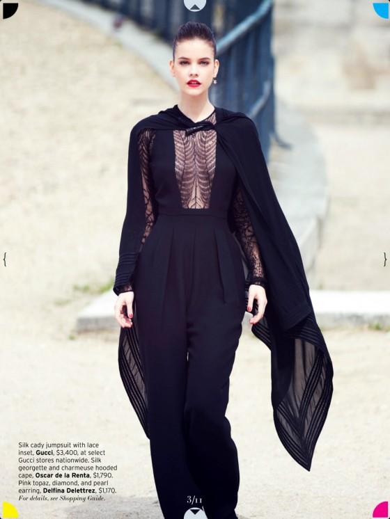 Barbara Palvin – Elle 2013 -02