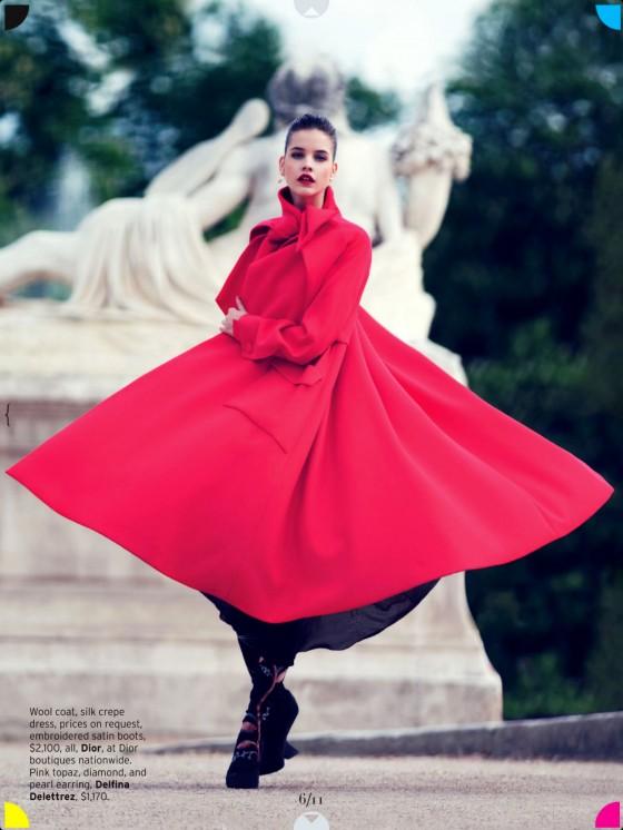 Barbara Palvin – Elle 2013 -05