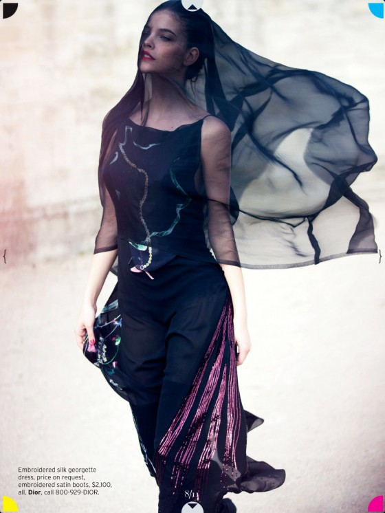 Barbara Palvin – Elle 2013 -08