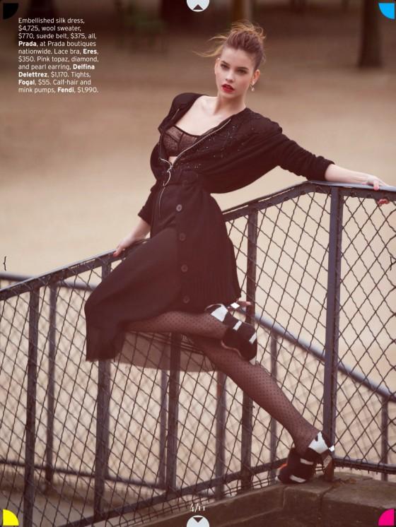 Barbara Palvin – Elle 2013 -09