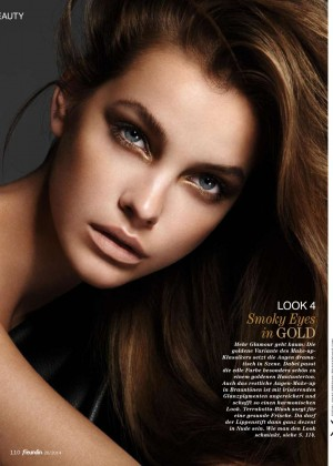 Barbara Palvin - Freundin Magazine (December 2014)