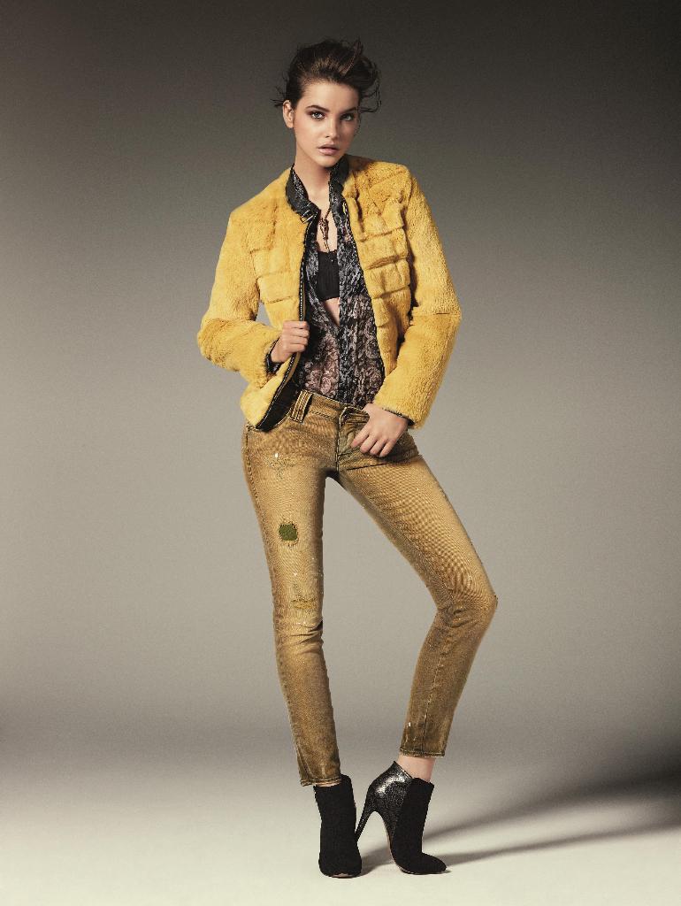 Barbara Palvin Gas Jeans Barbara Palvin – Gas Jeans