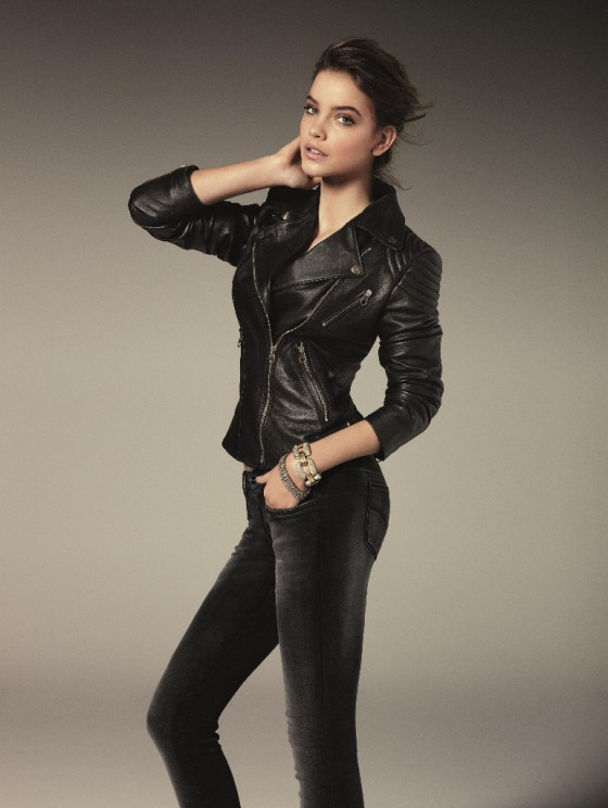 Barbara Palvin – Gas Jeans 2013 Collection -05