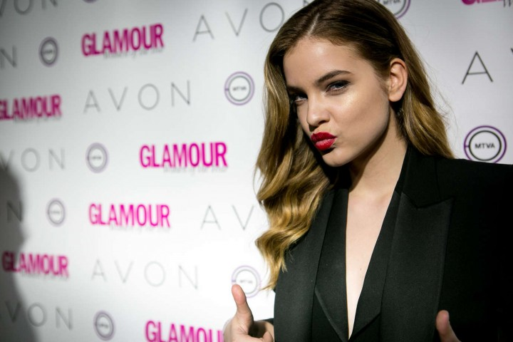 Barbara Palvin: 2014 Women Of The Year Awards -03