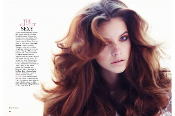 Barbara Palvin – Glamour UK (March 2013)-05