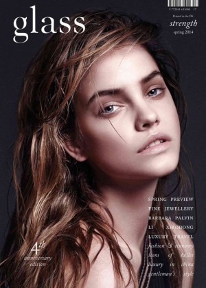Barbara Palvin: Glass Magazine Cover -01