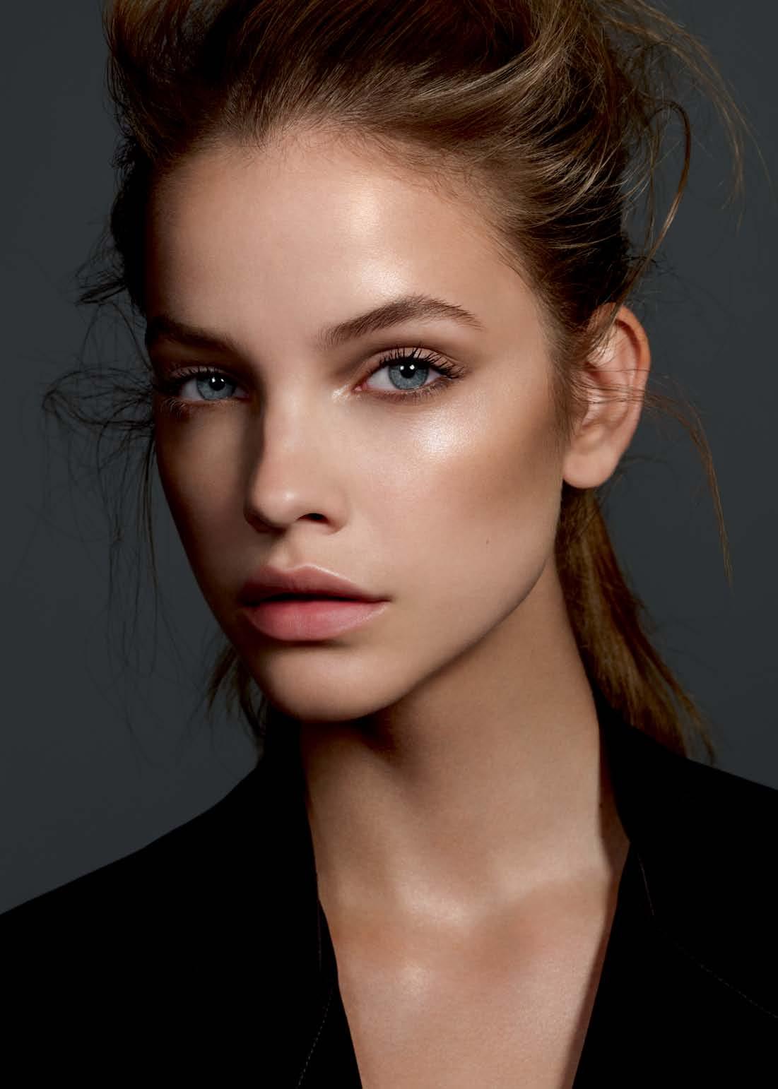Natural Makeup Ideas: Harpers Bazaar India Magazine-01