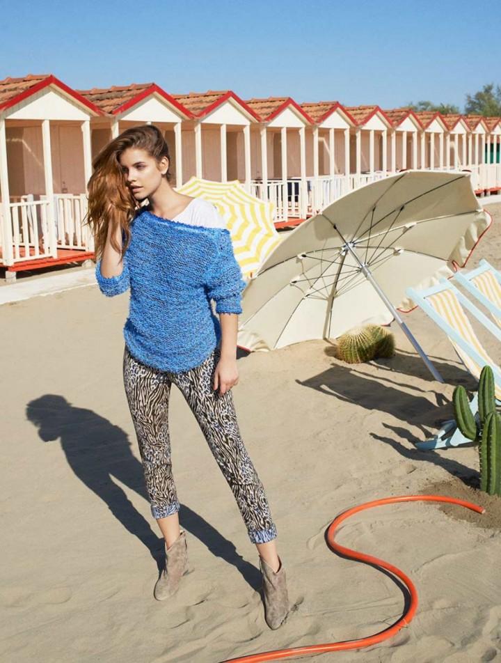 Barbara Palvin: iBlues Collection 2014 -08