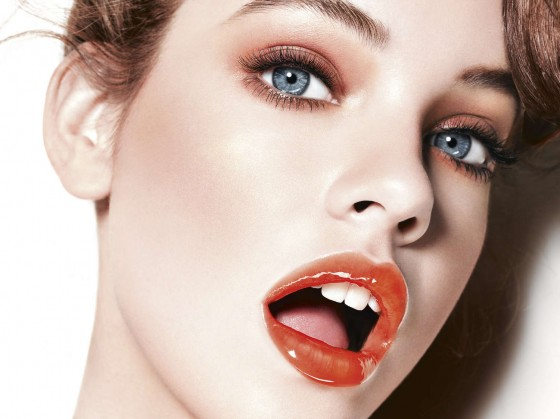 Barbara Palvin – LOreal – Miss Candy-03