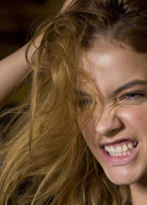 Barbara Palvin - Opening the new Rosa Cha boutique in Sao Paulo