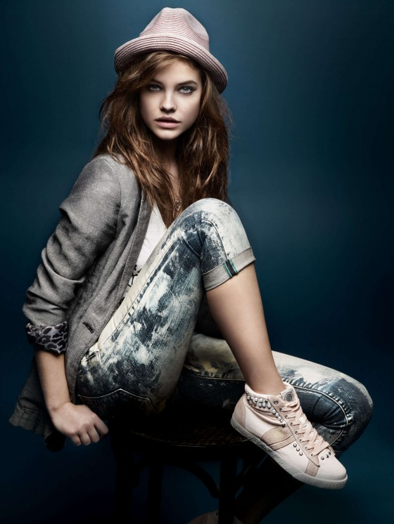 Barbara Palvin – Replay 2013 Campaign -04