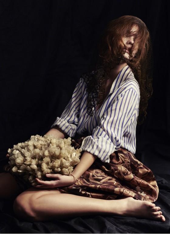 Barbara Palvin: Rika Magazine -08
