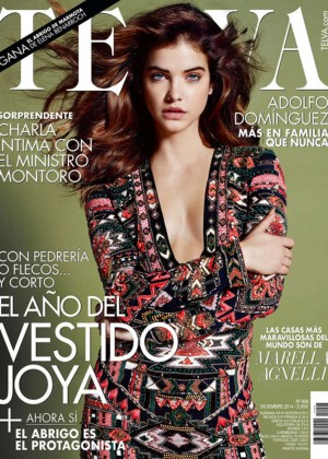 Barbara Palvin - Telva Magazine Cover (December 2014)