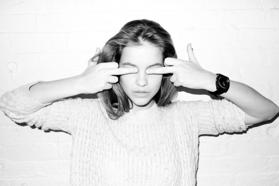 Barbara Palvin – Terry Richardson Photoshoot Feb 2013-05