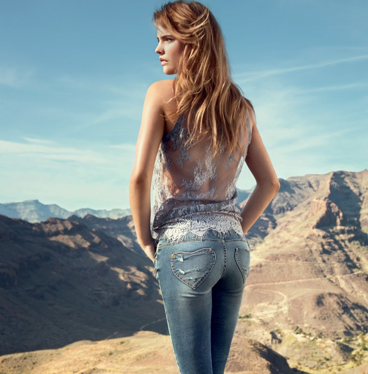 Barbara Palvin: Twin-Set Jeans 2014  -09