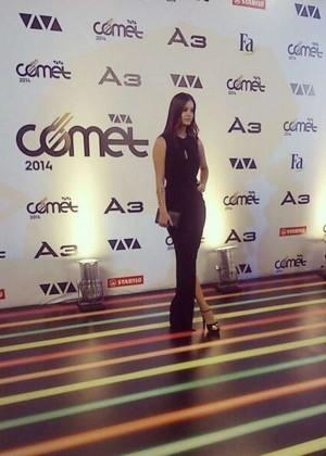 Barbara Palvin - Viva Comet Awards 2014-06