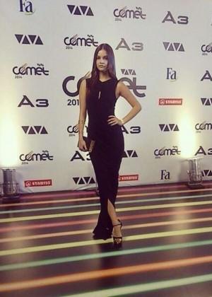 Barbara Palvin - Viva Comet Awards 2014-11