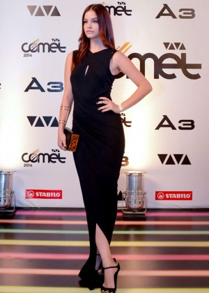 Barbara Palvin - Viva Comet Awards 2014-13
