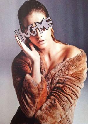 Barbara Palvin - Vogue Magazine (January 2015)