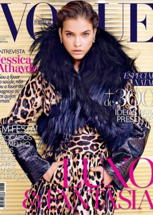 Barbara Palvin - Vogue Portugal Magazine Cover (December 2014)