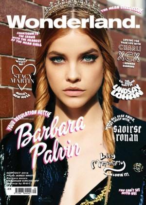 Barbara Palvin - Wonderland Cover Magazine (Sept/Oct 2014)