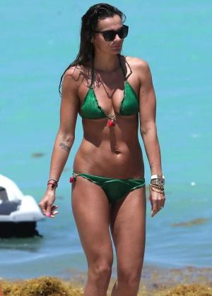 Barbora Lovasova Bikini 2014 -01