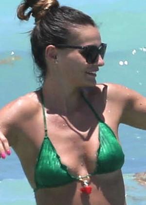 Barbora Lovasova Bikini 2014 -04