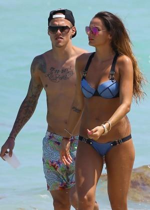 Barbora Lovasova Bikini: 2014 in Miami -03