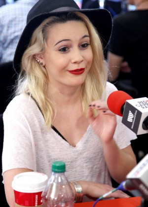 Beatrice Miller - 2014 American Music Awards Radio Row in LA