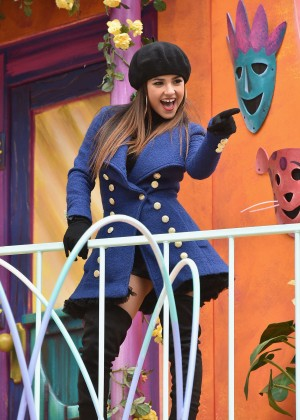 Becky G - 88th Annual Macy's Thanksgiving Day Parade in NYC