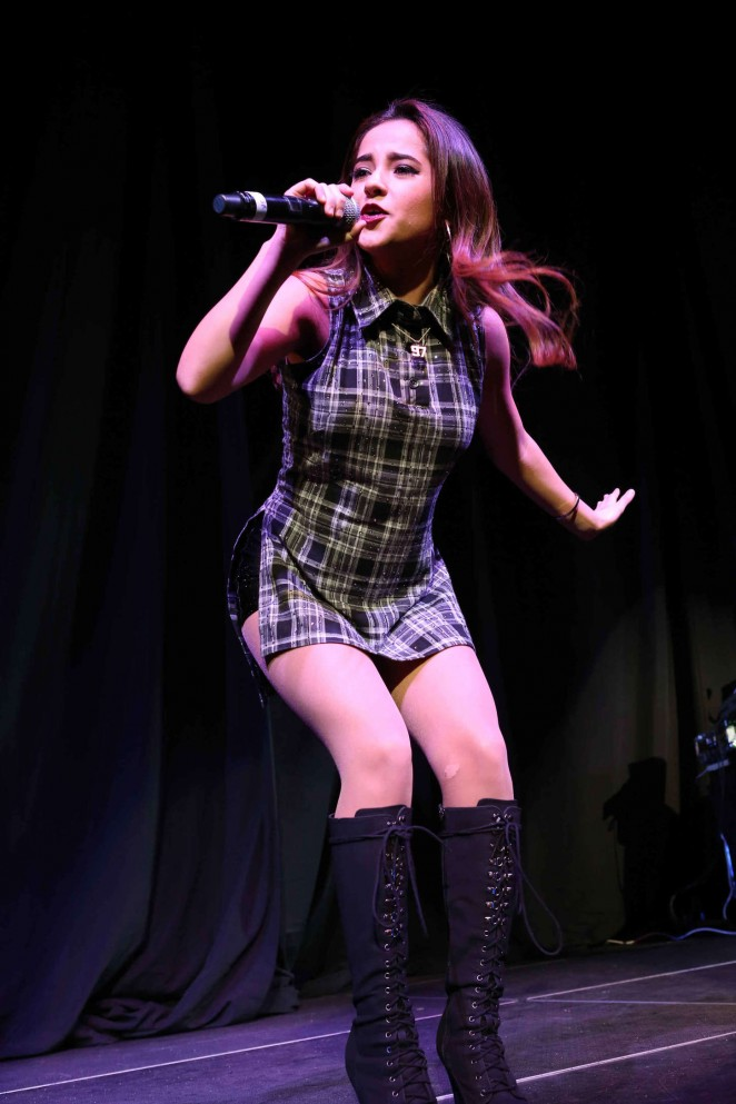 Becky G - Performs at The Tabernacle in Atlanta